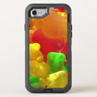 Gummy Bear Crowd OtterBox Defender iPhone 8/7 Case