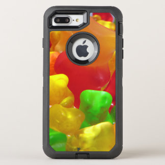 Gummy Bear Crowd OtterBox Defender iPhone 8 Plus/7 Plus Case