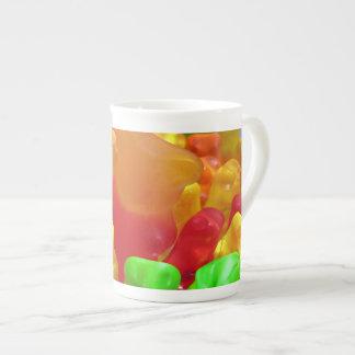 Gummy Bear Crowd Tea Cup