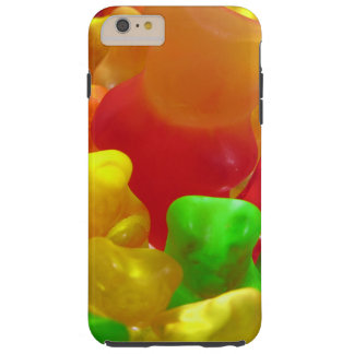 Gummy Bear Crowd Tough iPhone 6 Plus Case