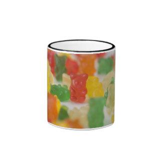Gummy Bear Gang Ringer Mug