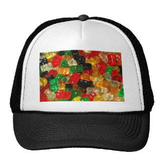 Gummy Bear Mesh Hat