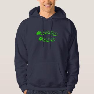 Gummy Bear Hooded Sweatshirts