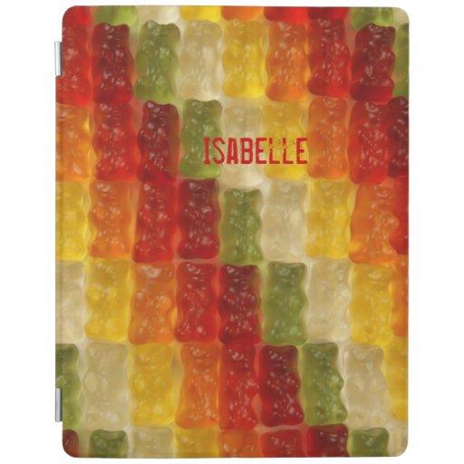 gummy bear iPad cover