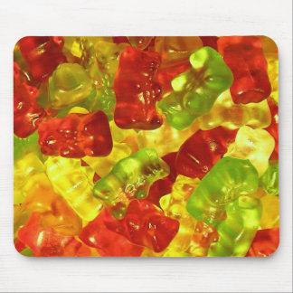 Gummy bear mousepad