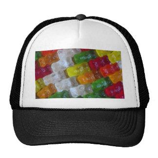 Gummy Bear Pattern Hat