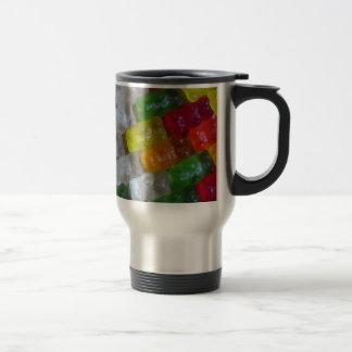 Gummy Bear Pattern Coffee Mug