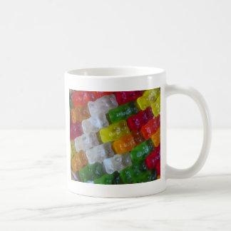 Gummy Bear Pattern Mugs