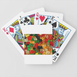 Gummy Bear Poker Deck