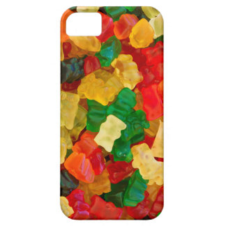 Gummy Bear Rainbow Colored Candy iPhone 5 Covers