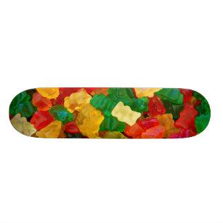 Gummy Bear Rainbow Colored Candy Skateboard Decks