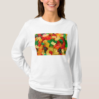 Gummy Bear Rainbow Colored Candy T-Shirt