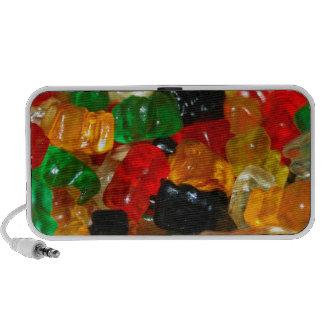 Gummy Bear Mp3 Speakers