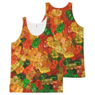 Gummy Bear Yummy Bear Gummi Print