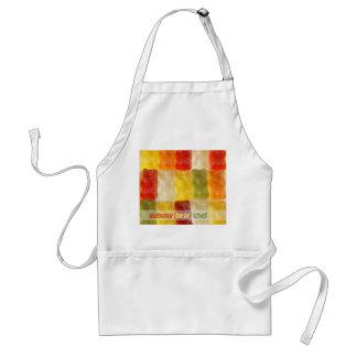 gummy bears standard apron