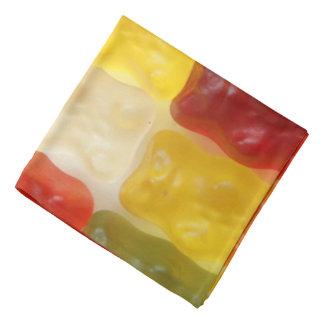 gummy bears bandana