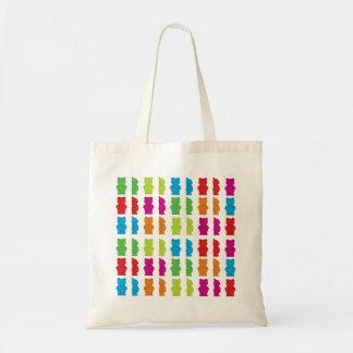 Gummy Bears   Basic Tote Bag