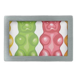 Gummy Bears Belt Buckle