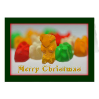 Gummy Bears Card
