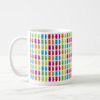 Gummy Bears design on a mug