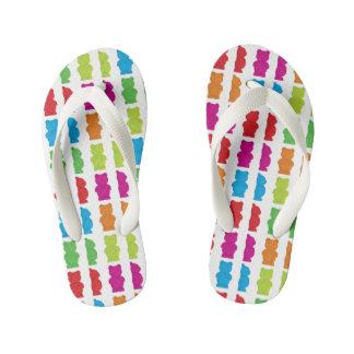 Gummy Bears Kid's Flip Flops