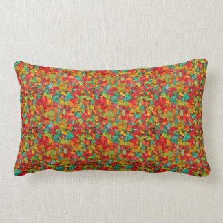 Gummy Bears Throw Pillow