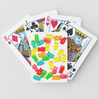 Gummy Bears Deck Of Cards