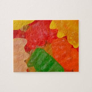 Gummy Bears - Puzzle