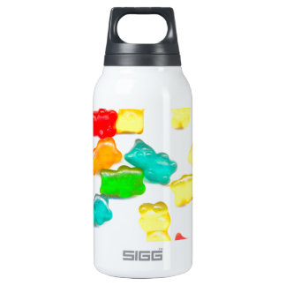 Gummy Bears 10 Oz Insulated SIGG Thermos Water Bottle
