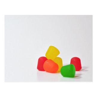 Gummy Drops Postcard