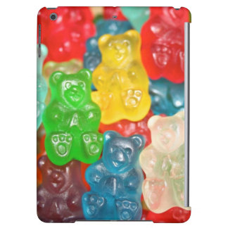 gummybears,candy,colorful,fun,kids,kid,children,pa iPad air case