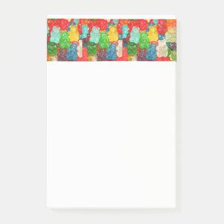 gummybears,candy,colorful,fun,kids,kid,children,pa post-it notes
