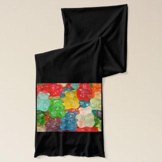 gummybears,candy,colorful,fun,kids,kid,children,pa scarf