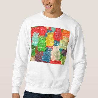 gummybears,candy,colorful,fun,kids,kid,children,pa sweatshirt
