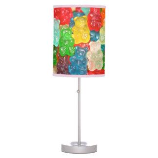 gummybears,candy,colorful,fun,kids,kid,children,pa table lamp