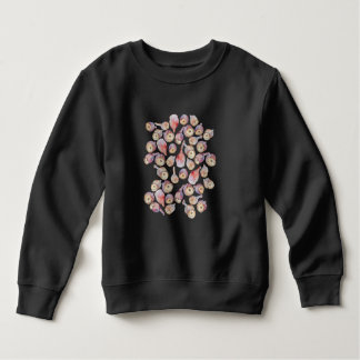 Gumnuts watercolour (white background) sweatshirt