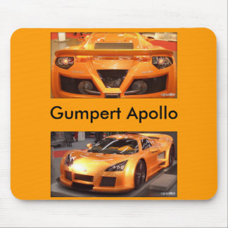 Gumpert Apollo Mousepad
