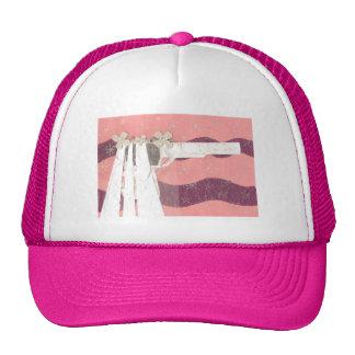 Gun Bride Baseball Cap Trucker Hat