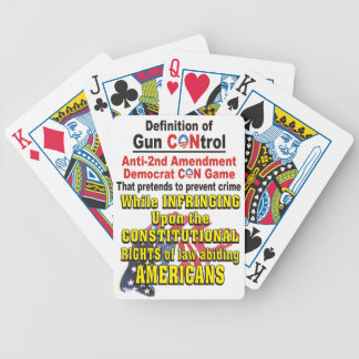 Gun Control Anti Second Amendment Democrats Cards