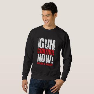 GUN CONTROL NOW SWEATER - ENOUGH IS ENOUGH