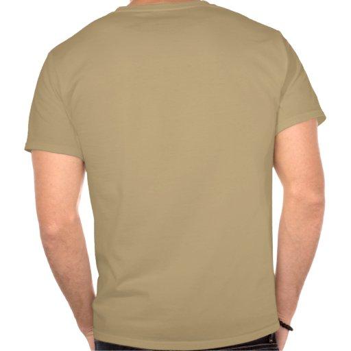 Gun Diagram V2 Tee Shirts