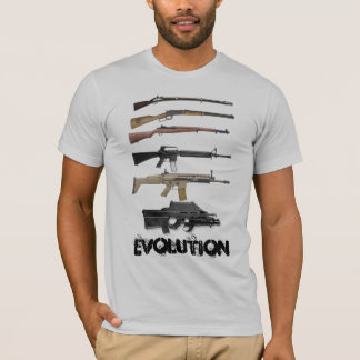 Gun Evolution T-Shirt