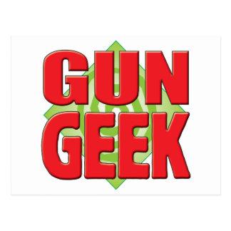 Gun Geek v2 Post Card