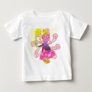Gun Girl 2 Baby T-Shirt