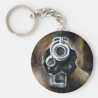 Gun Key Chain