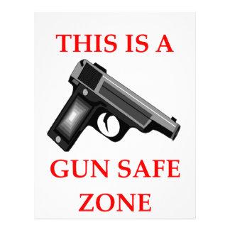 GUN LETTERHEAD DESIGN