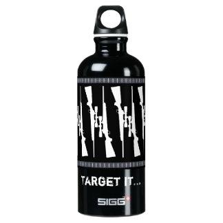 Gun Lover Water Bottle