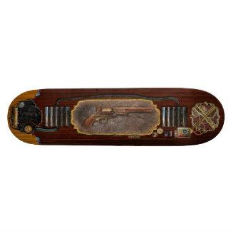 Gun - Model 1851 - 36 Caliber Revolver Skate Decks