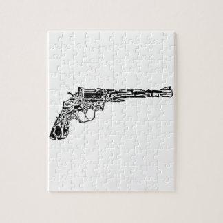 Gun of Guns Jigsaw Puzzle