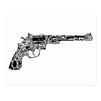 Gun of Guns Post Card